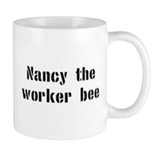 Personalized Nancy Mug