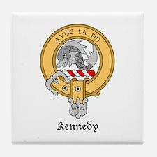 Kennedy Tile Coaster