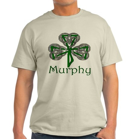 Murphy Shamrock Light T-Shirt