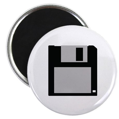 Oldschool Floppy Disc Magnet