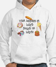 What Happens at Lolly's... Hoodie