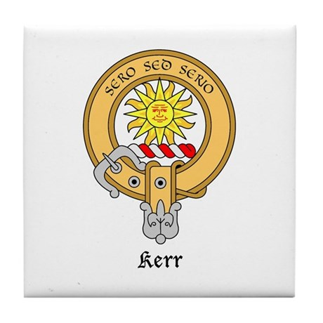 Kerr Tile Coaster