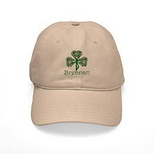 Brennan Shamrock Baseball Cap