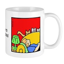 Cats Up To No Good Mug