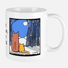Dog, Cat, Friends Mug