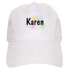Personalized Karen Baseball Cap