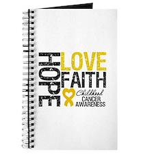 Childhood Cancer Faith Journal