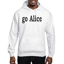 go Alice Hoodie Sweatshirt