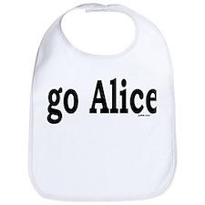go Alice Bib