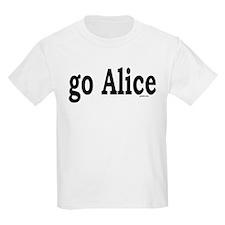 go Alice Kids T-Shirt