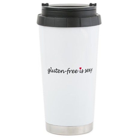 Gluten-Free Is Sexy Travel Mug