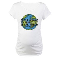 Gandhi - Earth - Change Shirt