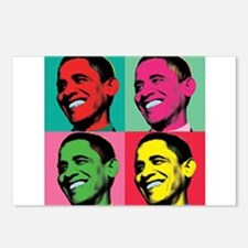 obama Postcards (Package of 8)