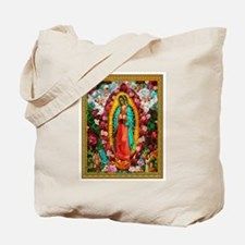Cute Guadalupe Tote Bag