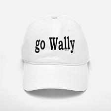 go Wally Baseball Baseball Cap