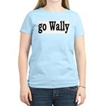 go Wally Women's Pink T-Shirt