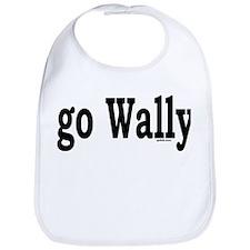 go Wally Bib