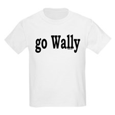 go Wally Kids T-Shirt