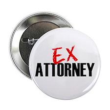 """Ex Attorney 2.25"""" Button (10 pack)"""