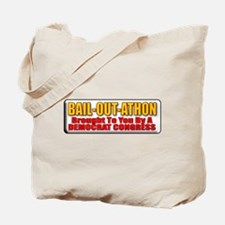 Bail-Out-Athon Tote Bag