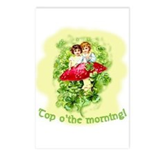 Top O'the Morning Vintage Irish Postcards (Package