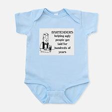 Bartenders Laid Infant Bodysuit