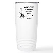 Bartenders Laid Travel Mug