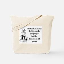 Bartenders Laid Tote Bag