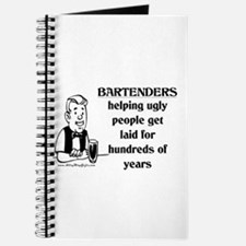 Bartenders Laid Journal