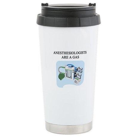 anesthesia anesthesiologist Stainless Steel Travel