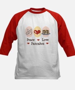 Peace Love Pancakes Tee