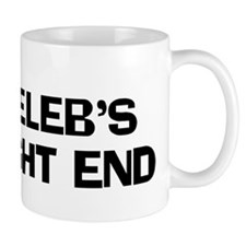 CELEB'S TIGHT END Mug