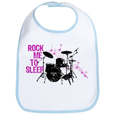 Stellar Rock Me To Sleep Bib