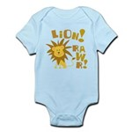 Lion Rawr Infant Bodysuit