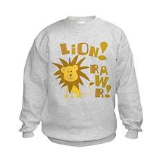 Lion Rawr Sweatshirt