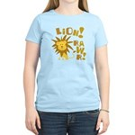 Lion Rawr Women's Light T-Shirt