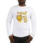 Lion Rawr Long Sleeve T-Shirt