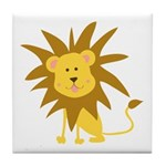 Lion Rawr Tile Coaster