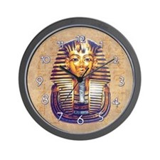 Tut Wall Clock