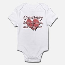 Courtney broke my heart and I hate her Infant Body