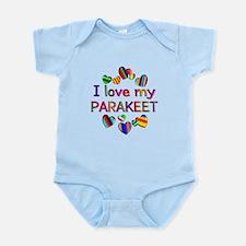 Parakeet Infant Bodysuit