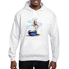 The art of cooking Hooded Sweatshirt