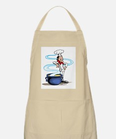 The art of cooking BBQ Apron