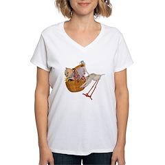 StorkNToon Triplets Shirt