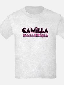 Camilla Ballerina T-Shirt