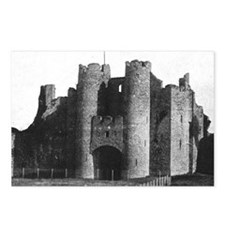 Pembroke Castle Postcards (Package of 8)