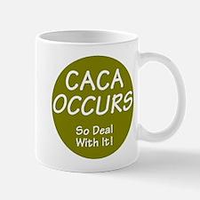 CACA OCCURS Mug