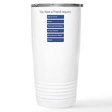 Friend Me? - Travel Mug