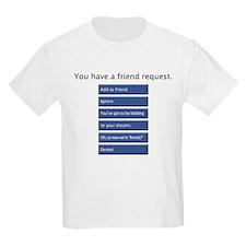 Friend Me? - T-Shirt