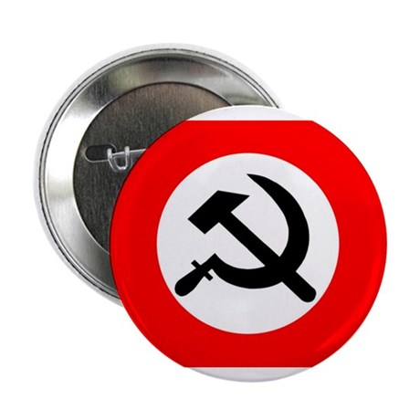 """National Bolshevik Party 2.25"""" Button (100 pack)"""